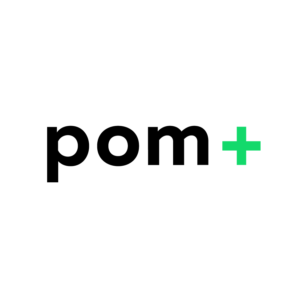 Logo pom+
