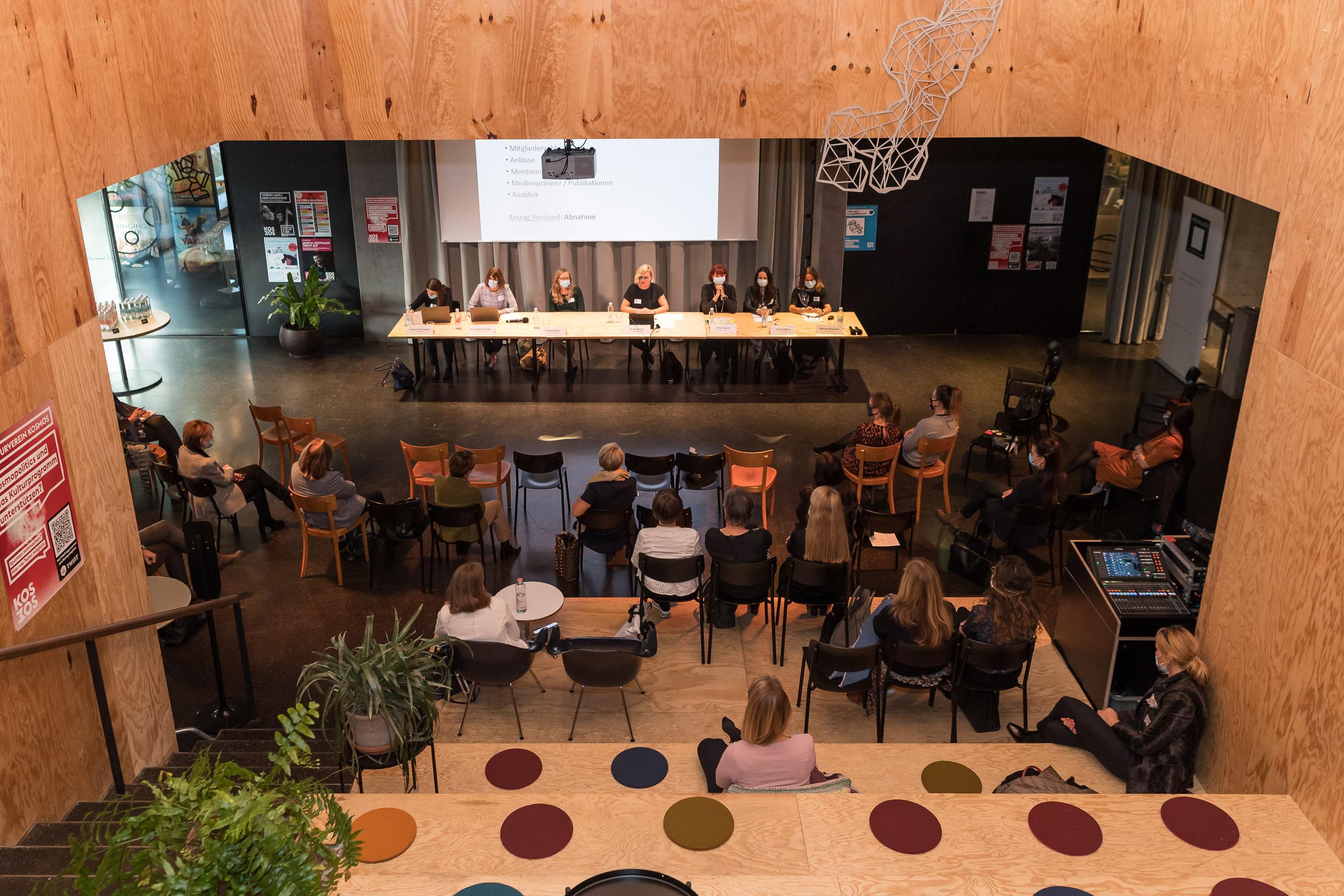 wipswiss Vereinsversammlung und Jahresanlass 2020 mit Inputreferat Franz Kühmayer