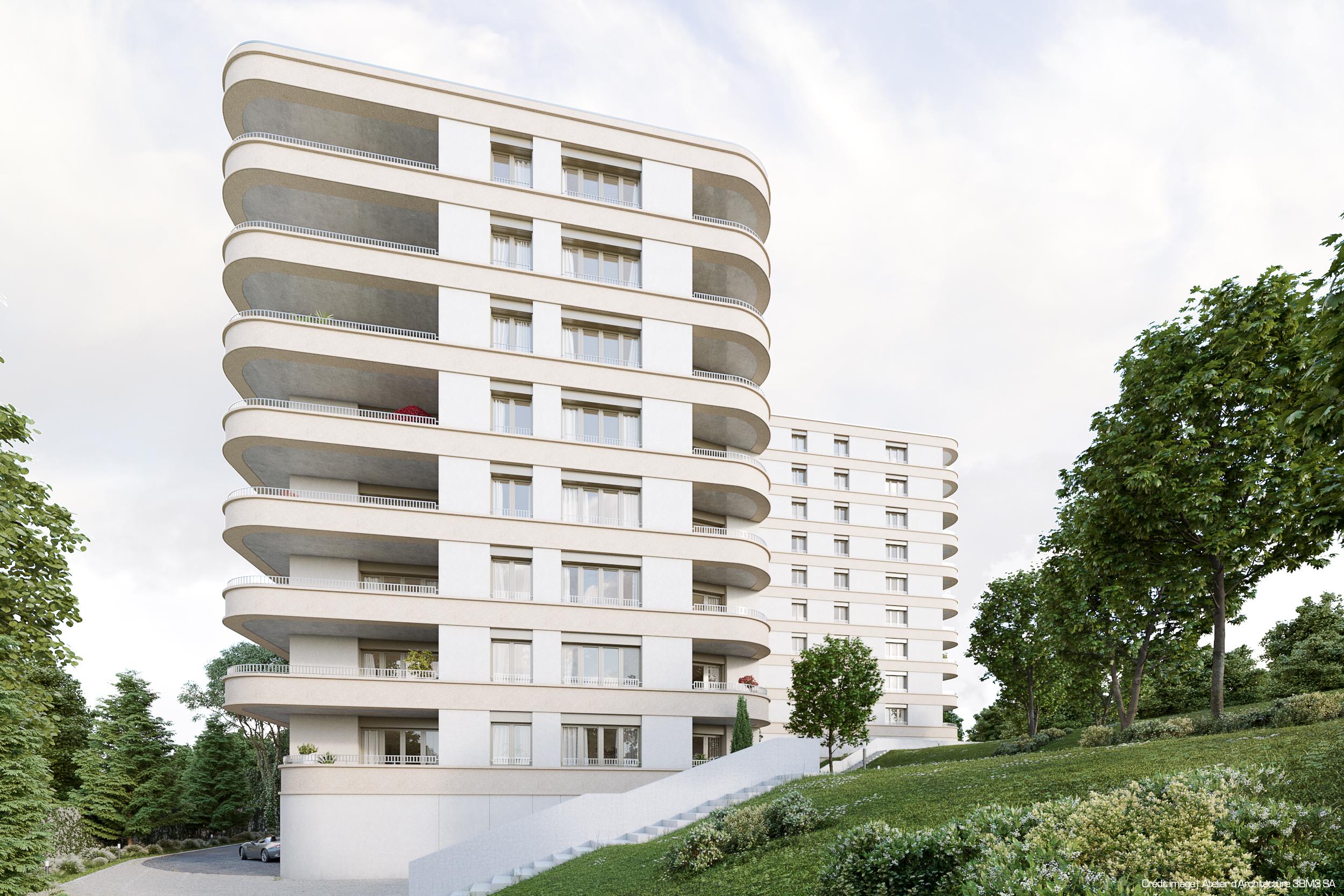 Stiftung Terra et Casa – Die Immobilienentwicklung des Internationalen Genf